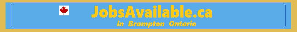 Work Hiring in Brampton Ontario
