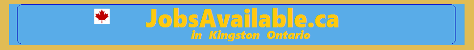Work Hiring in Kingston Ontario