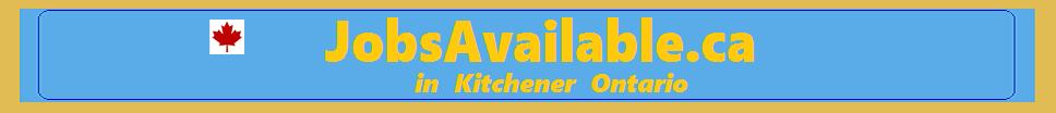 Work Hiring in Kitchener Ontario
