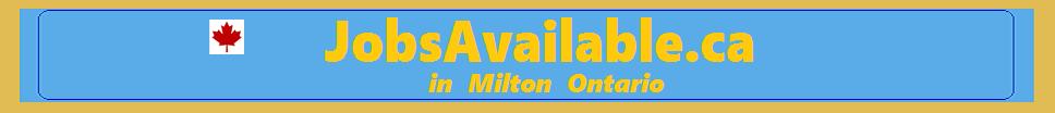 Work Hiring in Milton Ontario