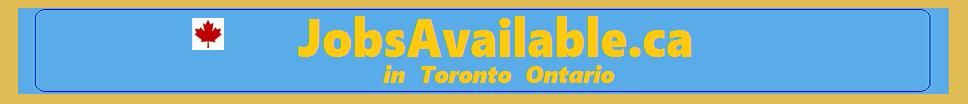 Work Hiring in Toronto Ontario